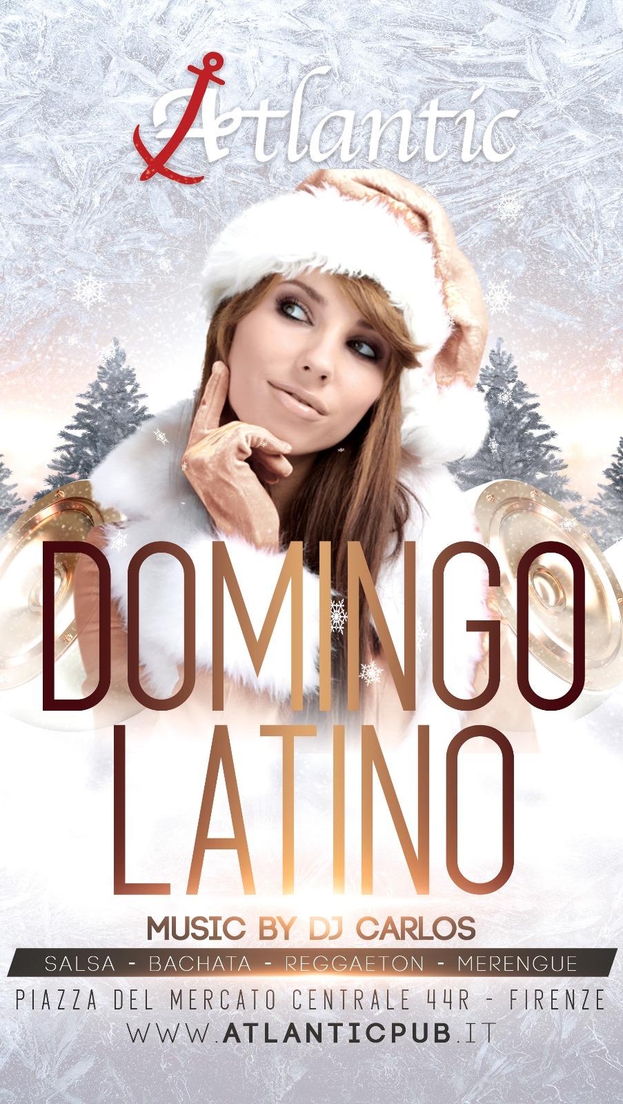 Domingo Latino Firenze domenica